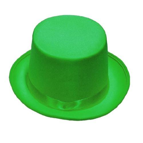 Rubie's chapeau haut-de-forme unisexe vert