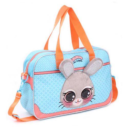 Lulupop & the Cutiepies Sac à bandoulière Bunny Bleu / Orange