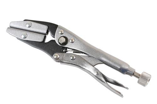 Pince de serrage à machoires parallèles pour durites