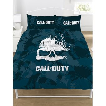 Call Of Duty Broken Skull Double Ensemble De Couette De Couette