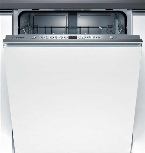 Bosch Smv46ax01e Lave Vaisselle Encastrable - 12 Couverts - 44 Db - A+ - Larg 60 Cm - Blanc - Moteur Induction