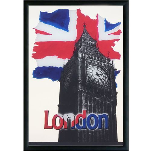 Miroir rectangulaire Londres