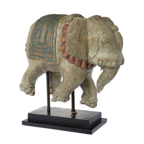 Statue Éléphant de décoration 45 cm