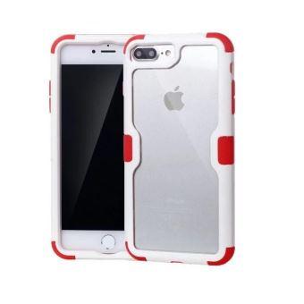 coque iphone 7 contour rouge