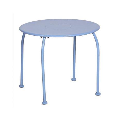 Table extérieur enfant Bari Hespéride bleu