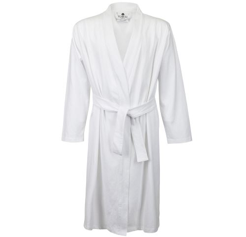 Towel City - Robe de chambre style kimono - Femme (3-4 ans) (Blanc) - UTRW5575