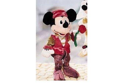 Disney Romeo et Juliette Mickey Mouse Poupée Sac de fèves en peluche Romeo Lover 9