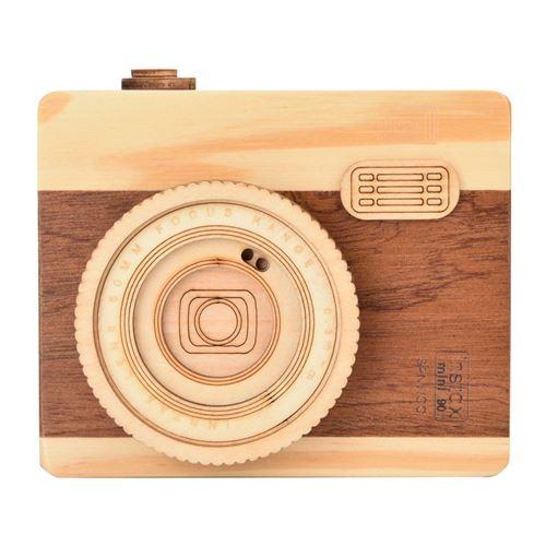 Boîte à musique en bois rétro #musique court Harry Potter