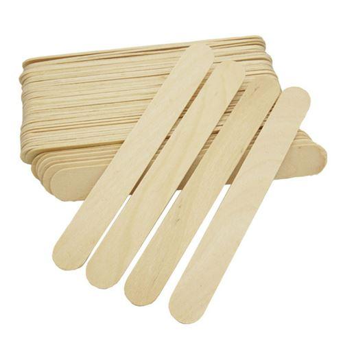 Lot de 200 spatules jetables