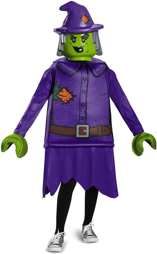 LEGO Costume Classique de sorcière Taille M 7–8 Ans
