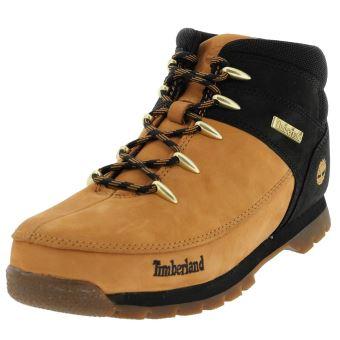 timberland chaussures junior marron