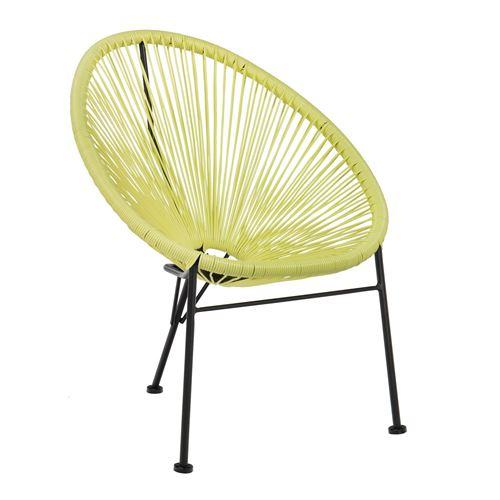 SKLUM Chaise pour enfants Mini Acapulco Vert Lima