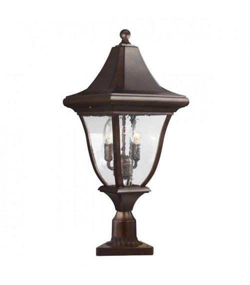 Lanterne de jardin Oakmont hauteur 74,3 Cm