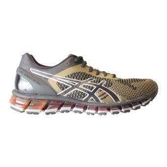 finest selection 8dcd0 52ee7 Asics Gel Quantum 360 Knit T728N 9086 - Chaussures et ...