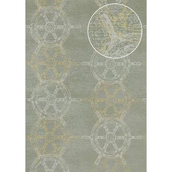 Papier Peint A Motifs Graphiques Atlas Sig 585 5 Papier Peint