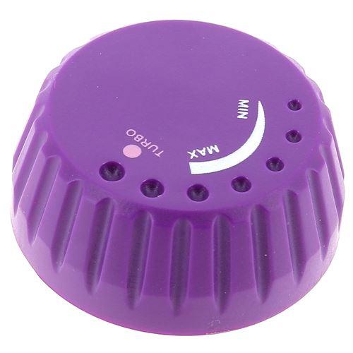 Bouton violet pour Aspirateur Winkel