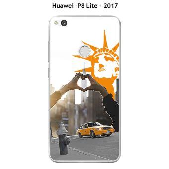 huawei p8 lite 2017 coque new york