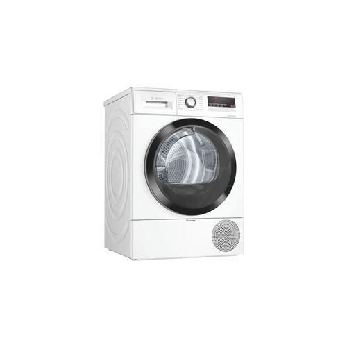 Bosch Serie | 4 WTR85V02FF - Sèche-linge - indépendant - largeur : 59.8 cm - profondeur : 59.9 cm - hauteur : 84.2 cm - chargement frontal