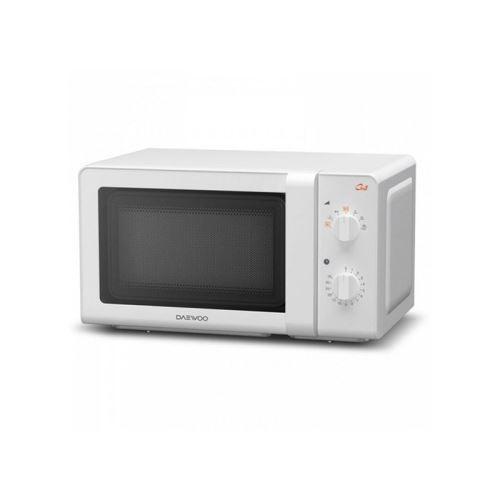 Micro-ondes avec Gril Daewoo KOG-6F27 20 L 700W Blanc