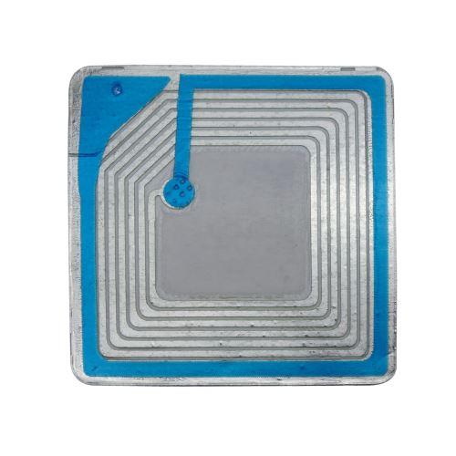 Bobine d'étiquette adhésive compatible avec anti-vol anti-vol EAS 8.2MHz 30x30mm blanc 1000 unités
