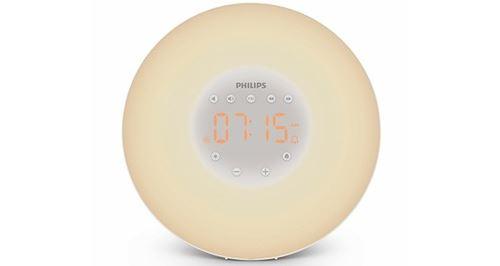 Simulateur de l'aube PHILIPS EVEIL LUMIERE HF3505/01