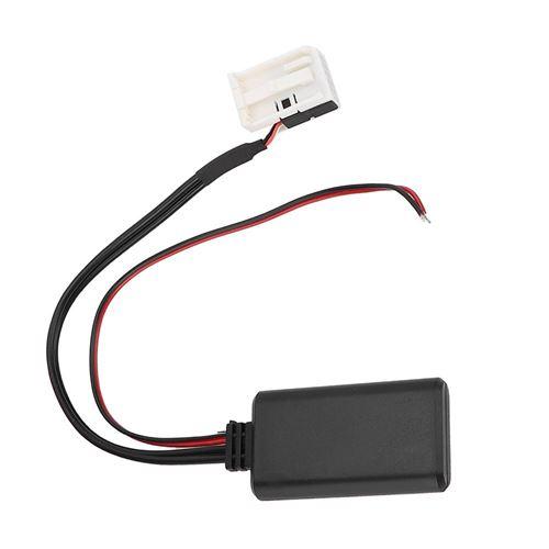 Câble audio Adaptateur Bluetooth 12 broches pour Mercedes Benz