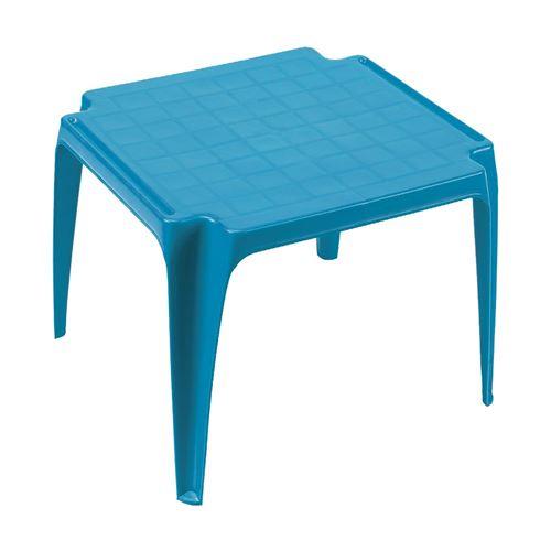Table de jardin enfant Baby - Bleu