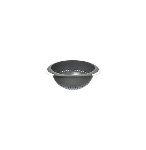 Passoire Antidérapante Cook 24cm Gris