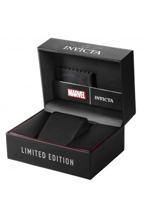 Invicta Marvel Deadpool 27155 Montre Homme 48mm Montre