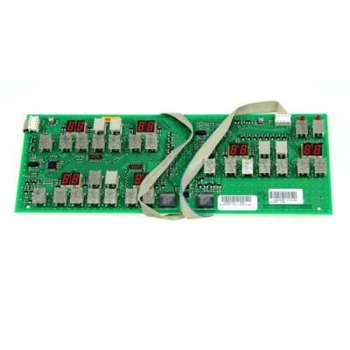 Platine commande carte clavier xl-zone pour table de cuisson induction sauter