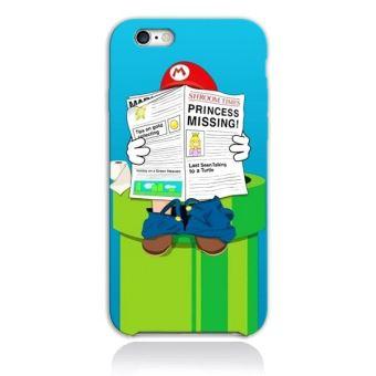 coque mario iphone 8