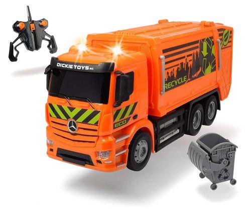 Dickie Toys - 201119084 - Radiocommandé - Benne à ordures
