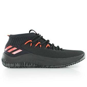 Chaussures de Basketball Basketball Basketball adidas Dame 4 Noir ORG pour homme Pointure 0a4c7a