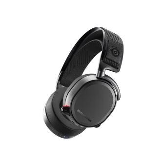 SteelSeries Arctis Pro Wireless - Koptelefoon - over oor - Bluetooth / 2,4 GHz-radiofrequentie - draadloos - wit