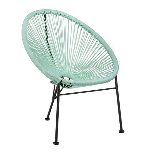 SKLUM Chaise pour enfants Mini Acapulco Vert Aquamarine