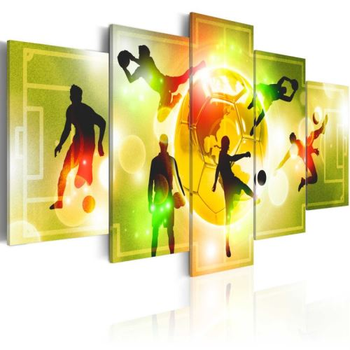 Tableau - Sports Energy .Taille : 100x50