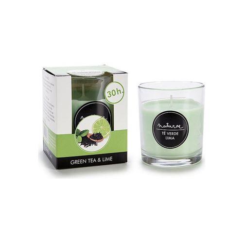 bougie parfumée naturae thé vert
