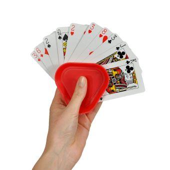 porte carte à jouer Porte cartes à jouer   Lot de 4   Jeux classiques   Achat & prix