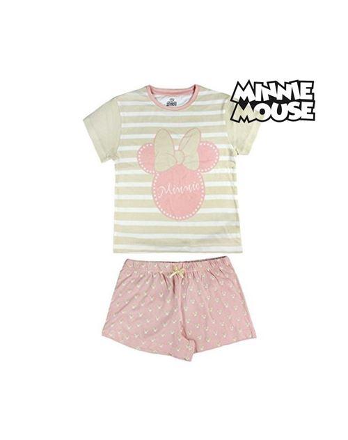 Pyjama d'Été minnie mouse 6138 (taille 3 ans)