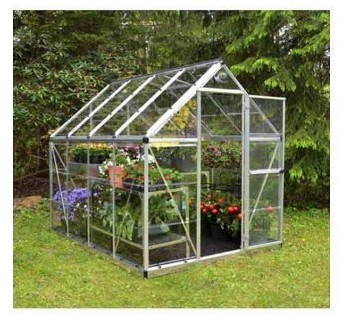 Installer une serre de jardin ou en acheter ?