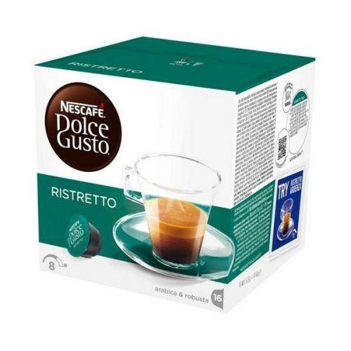 Pack de 16 Capsules Nescafé Dolce Gusto Espresso Ristretto