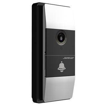 Somikon Carillon sans fil pour visiophone connect/é VTK-300