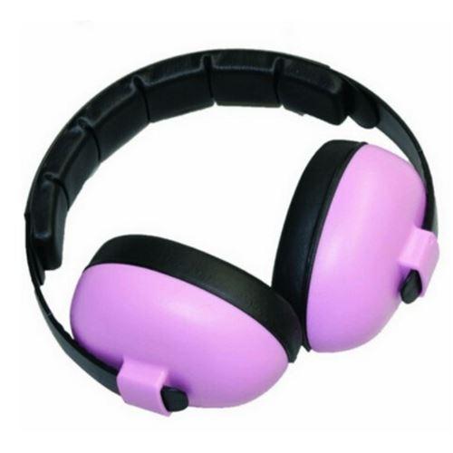 Casque Anti-Bruit pour Enfant Banz Earmuffs, Rose