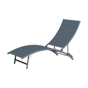 Chaise longue et transat - Jardinage, achat de materiel pour ...