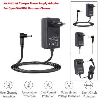 30.45V 1.1A Chargeur Adaptateur d'alimentation pour DysonV10 SV12 Cleaner Aspirateurs UE