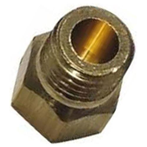 Injecteur butane propane diam. 98 (a l'unite) (296676-46694) Four, cuisinière Z05Q831 GLEM, AIRLUX - 296676_3662894308272
