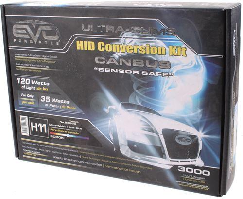 Evo Formance Xenonkit 8000K H11 12V 35W 2 pièces