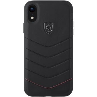 coque iphone xr en cuire