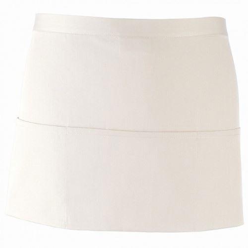 Premier - Tablier de bar (Taille unique) (Blanc) - UTRW1070