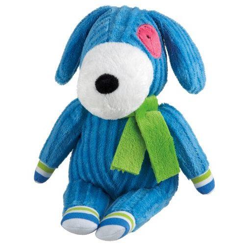Monkeez Sonny Mini Blue Dog Plush